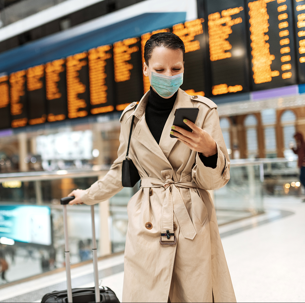 Travel Planning During a Pandemic